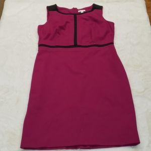 Charter Club Purple and Black dress